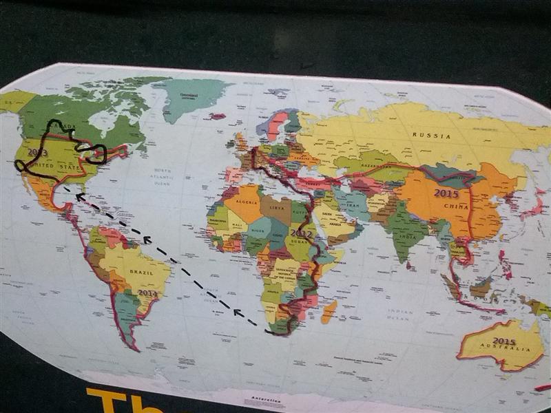 Derk Map