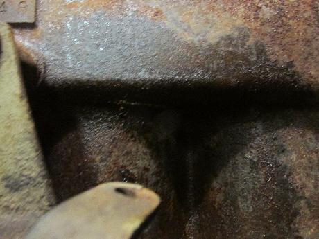 Model T Ford Forum: Cracked block repair