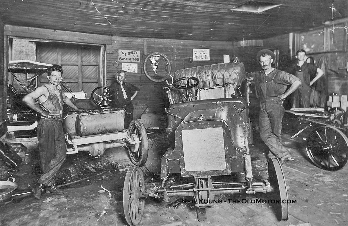 Model t ford forum ot see maxwell jasper green s auto for Garage reparation ford