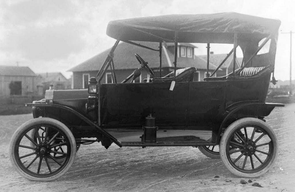 Model T Ford Forum Is A Late 12 Touring Body The Same As