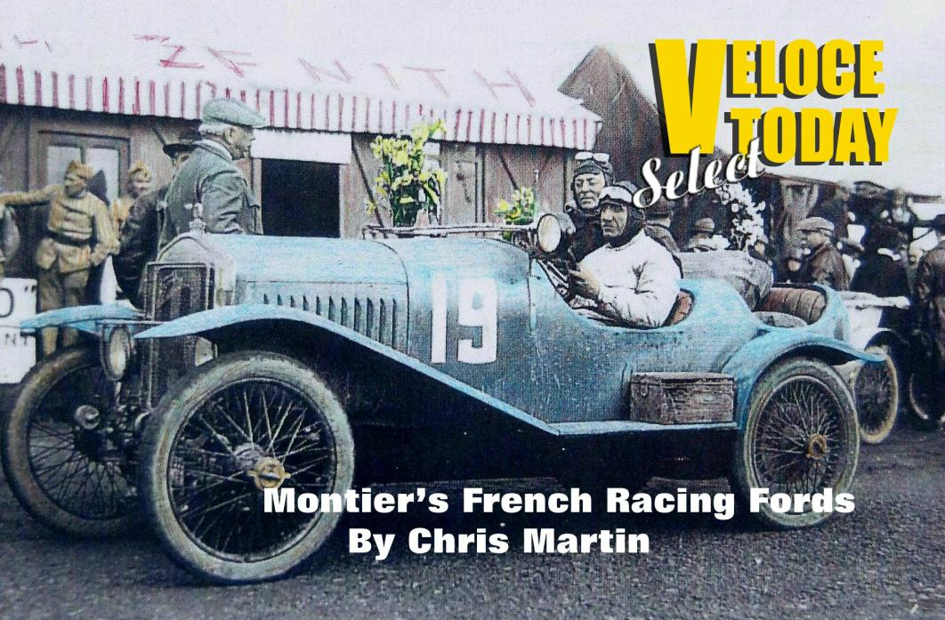 Montier and the French Racing Fords