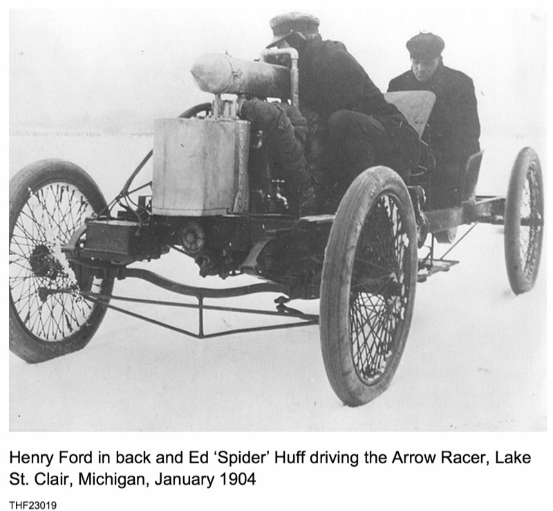 Model T Ford Forum: Old Photos, This Must Be The Arrow?