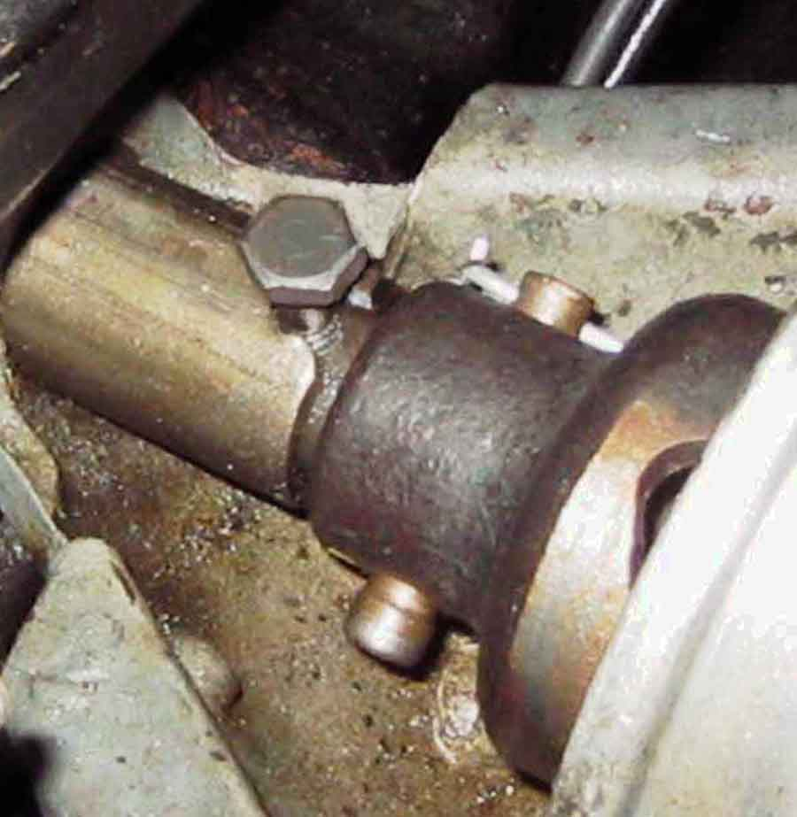 Model T Ford Forum: Crank Bushing Specs