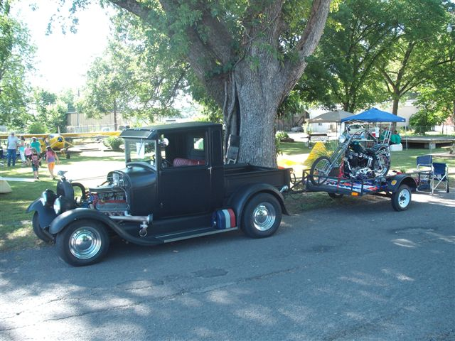 29 model A and 66 ironhead
