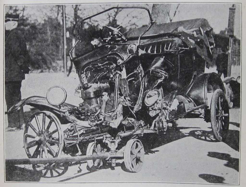 Model T Ford Forum: Wrecks, Crashes, Accident Photos