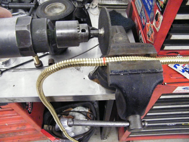 Model T Ford Forum: Speedometer cable assembly - its easy right?