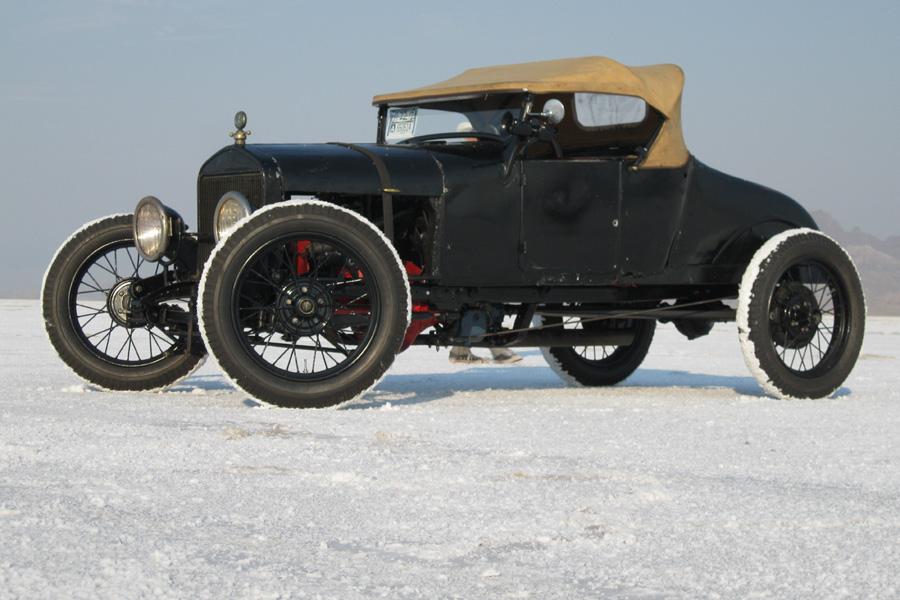 """""""Josephine"""" Clayton's 1926 Roadster"""