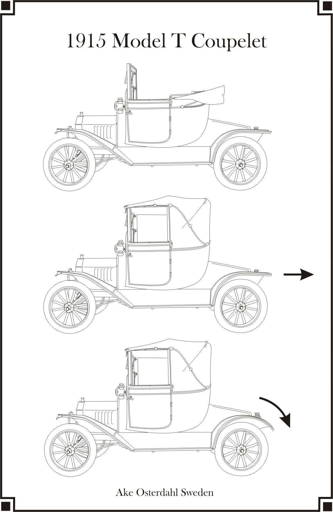 model t ford forum  illustrations from coupelet to coupe