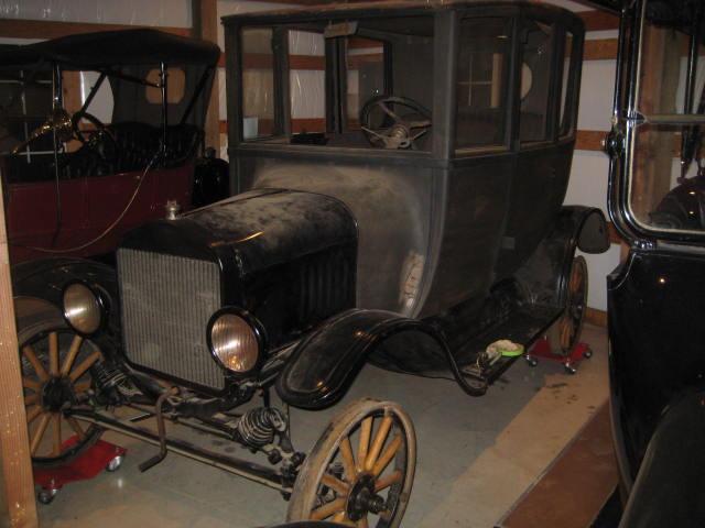 1922 Centerdoor