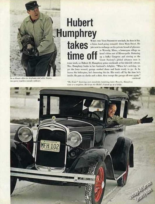 Hubert Humphey Model A