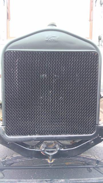 Honeycomb Radiator