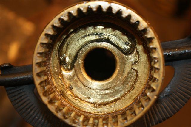 steering groove