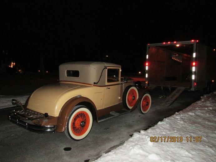 1929 Hubmobile