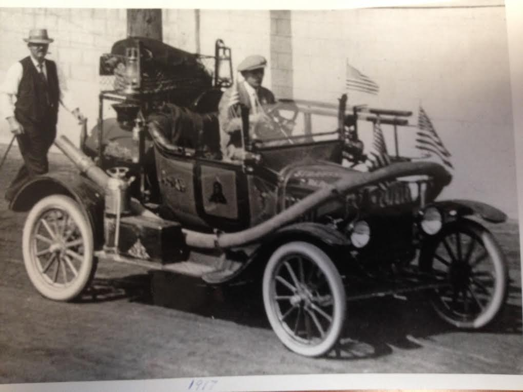 Model t ford forum 1917 model t howe fire truck current condition new 1917 model t howe fire truck publicscrutiny Choice Image