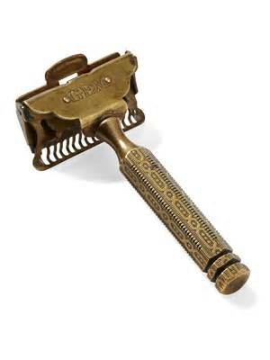 The History of the Gem Safety Razor