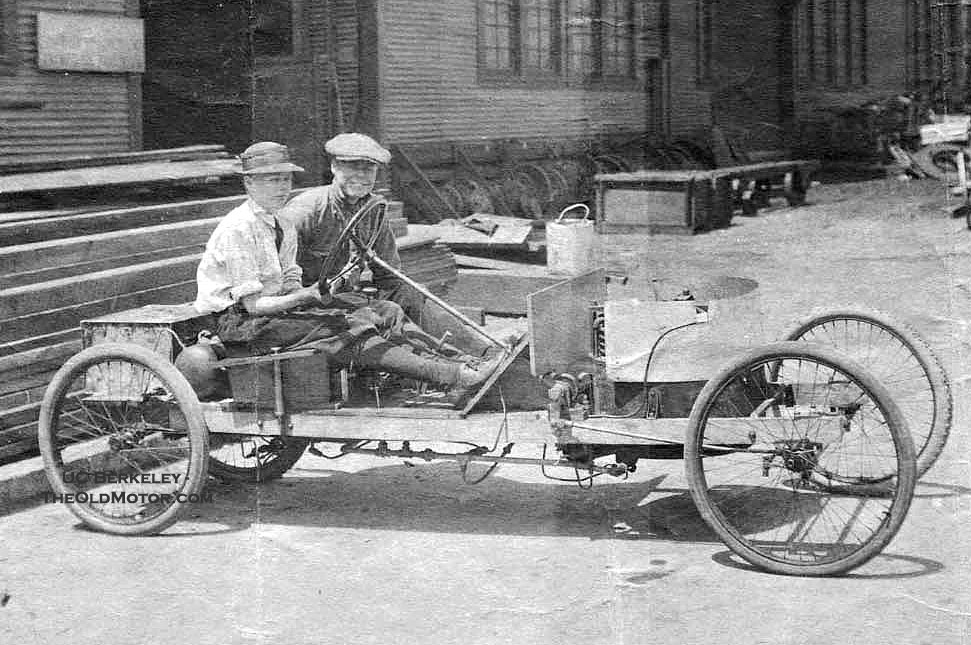 Model T Ford Forum: OT- Something a Little Different - The Early ...