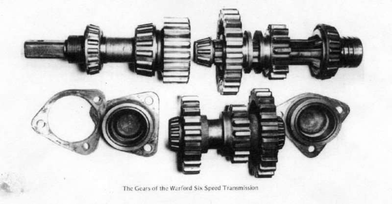 warford gears