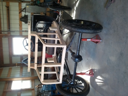 1924 Coupe Project