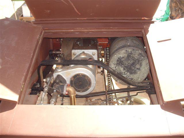 1902 Dyke engine