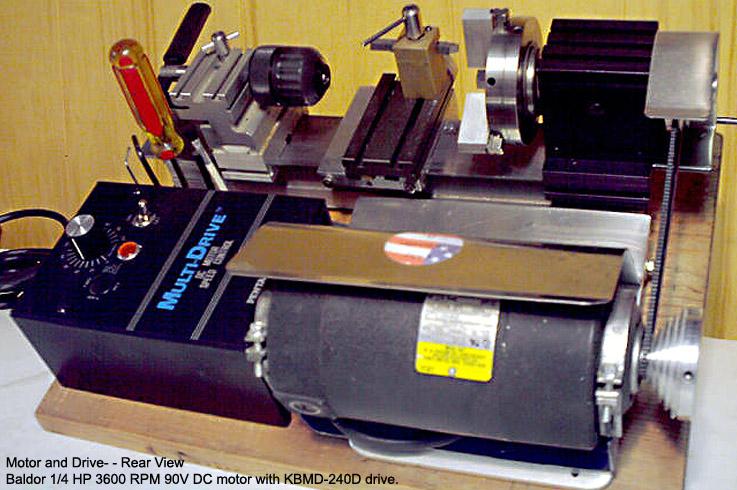 Model t ford forum ot 110 v electric motor for Kbmd dc motor speed control