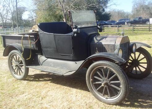 Model T pic