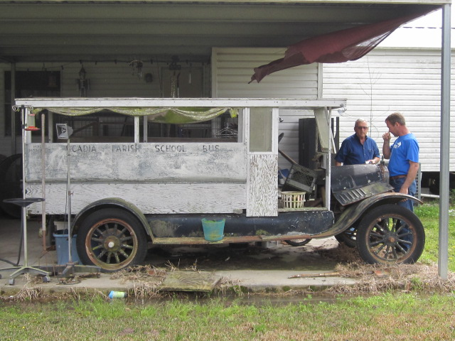 1922 School Bus
