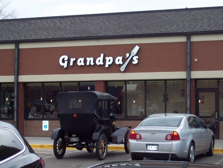 Grand Pa's Sign