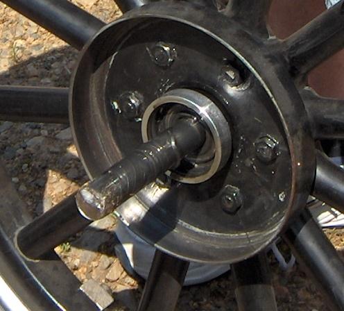 Axle break