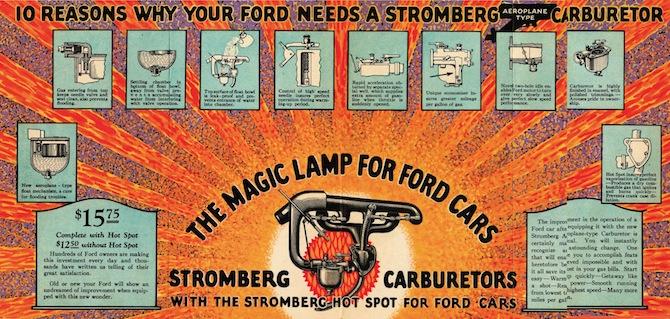 Stromberg Carb