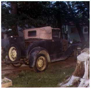 Before Restoraion 1961