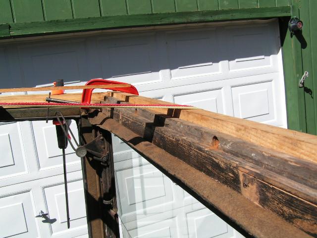 Roof rail & Header