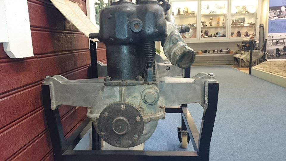 K engine 2