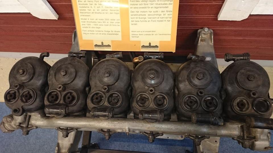 K engine 6