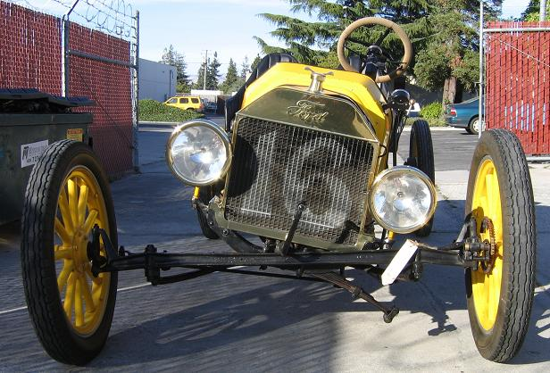 Model T Ford Forum Lowering Front End