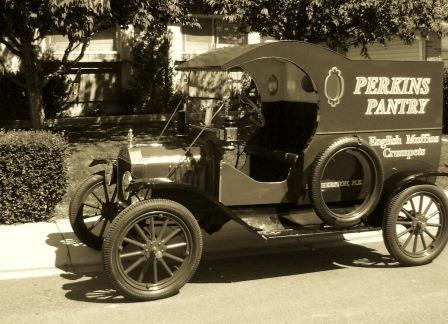 1914 RHD C Cab