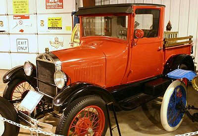 Model T Ford Forum 1926 Pickup Imposter