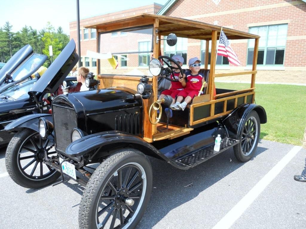 Model T Ford Forum Good Luck John Eaton With Your New MTFCI - Nh car show bedford