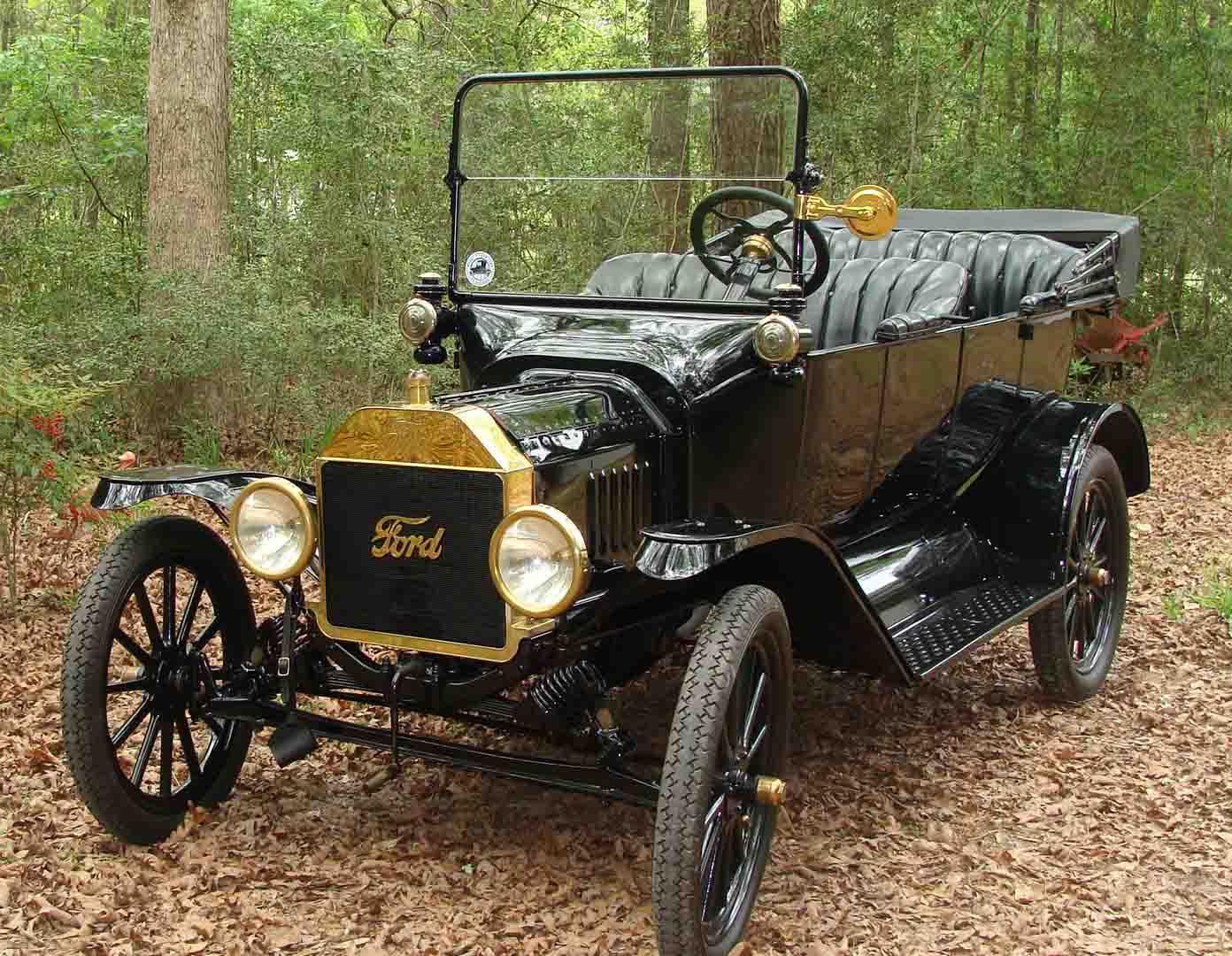 My 1st Model T