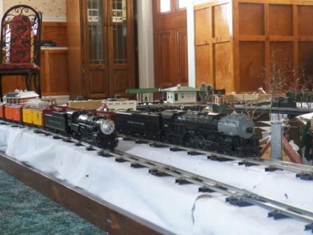 AF trains