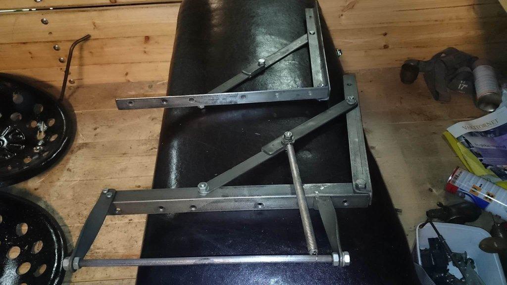 backrest A