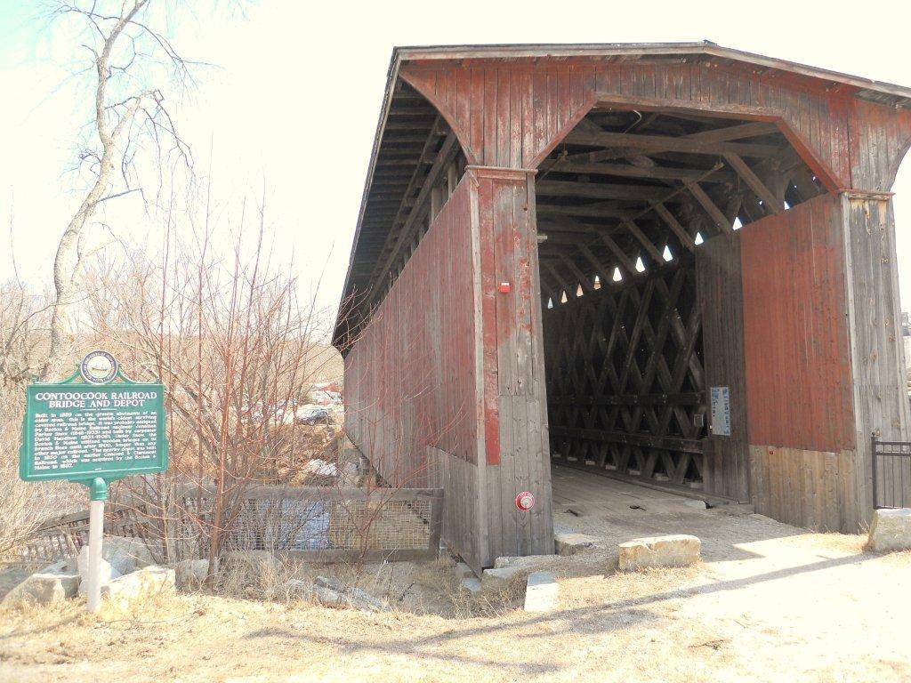 Contoocook RR Bridge