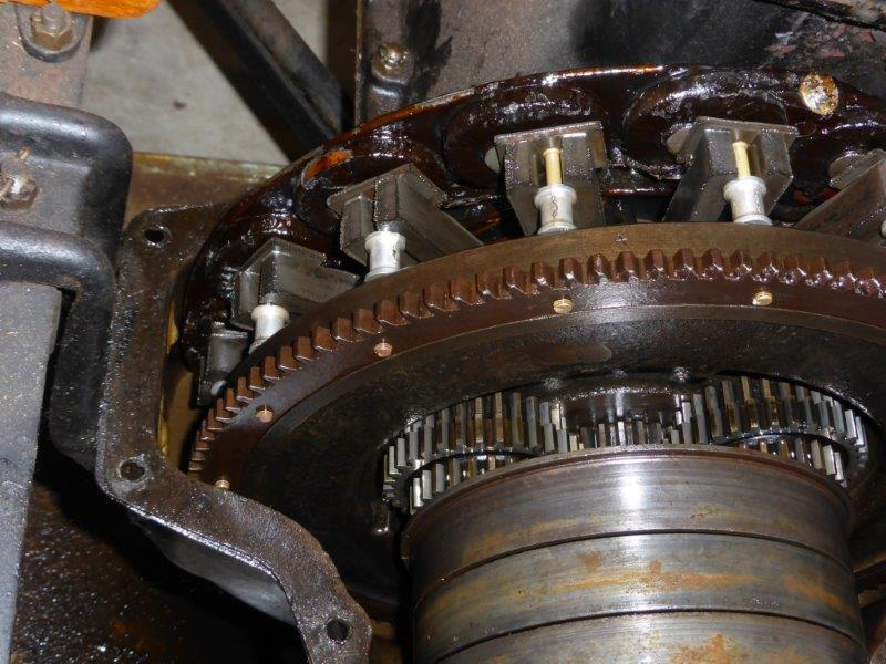 Transmission in my 1914