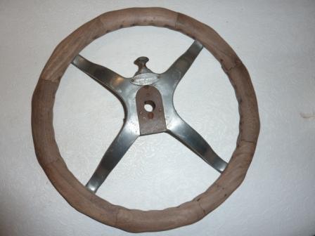Bauer wheel