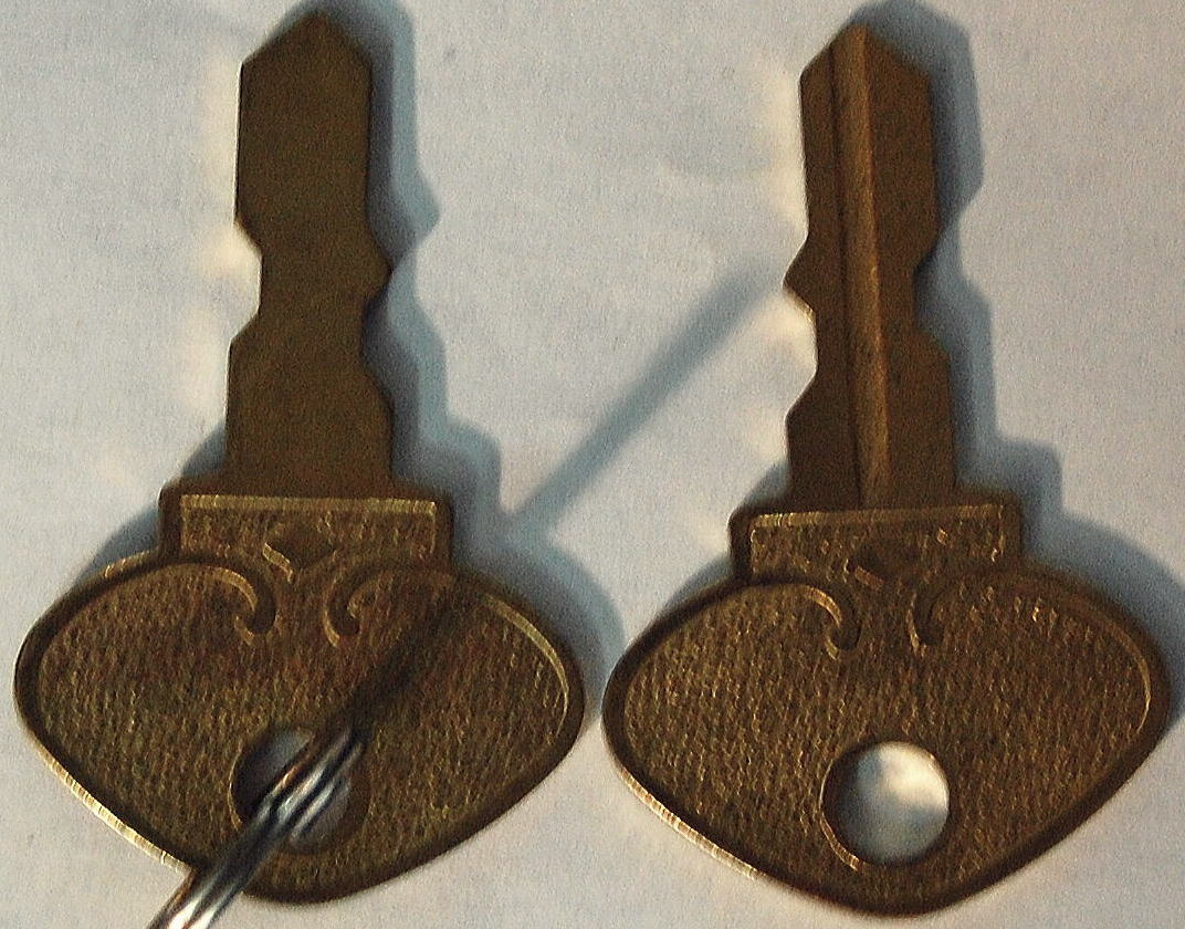 New Key