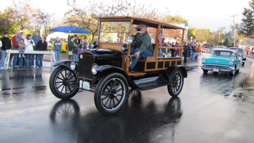 '17 Model T