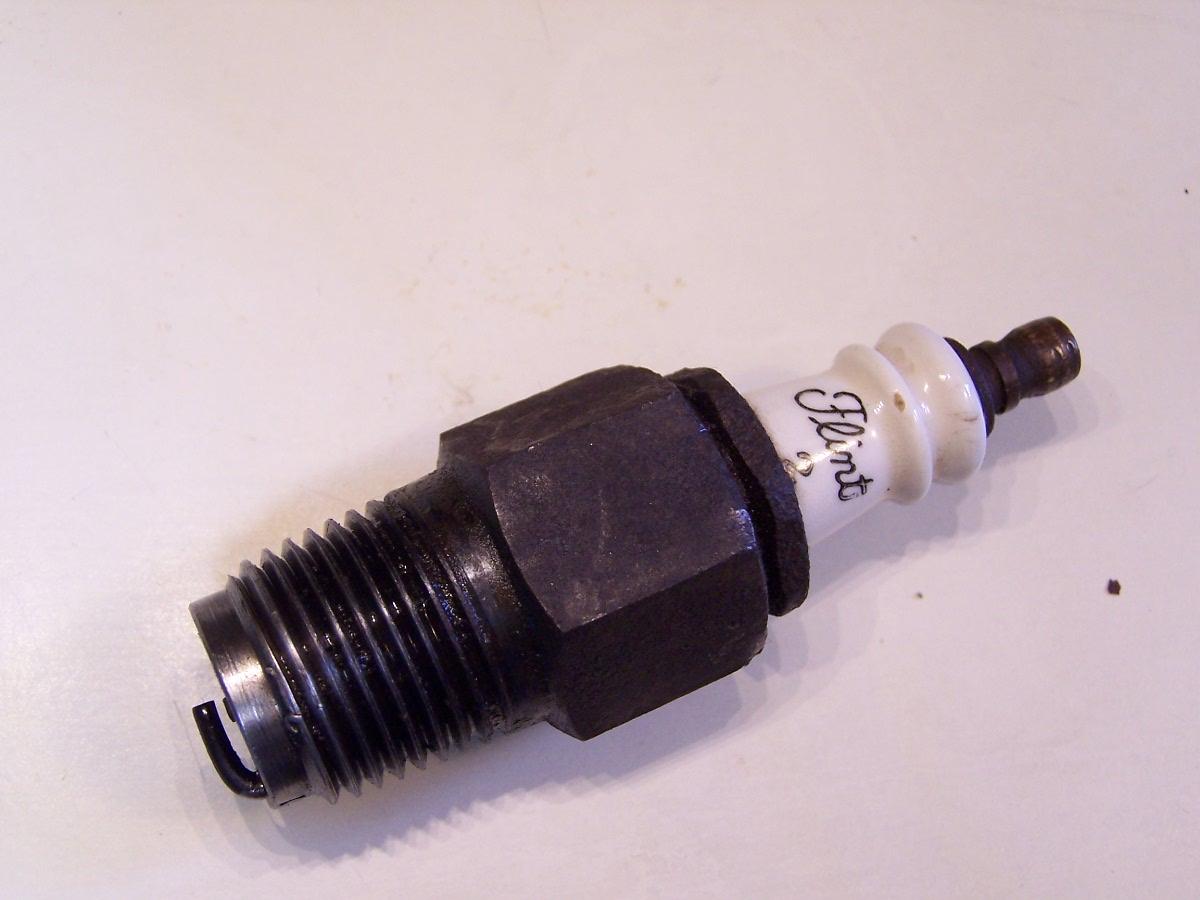 Flint #2 spark plug