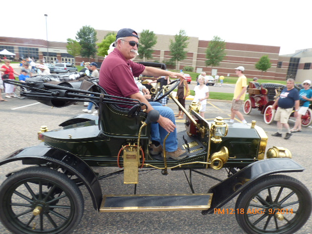 model t ford forum  buffalo mn  antigue car run
