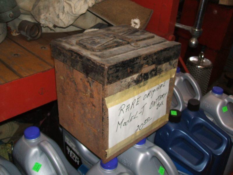 t battery box