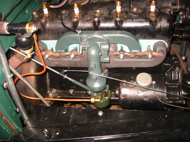 Kinston air cleaner
