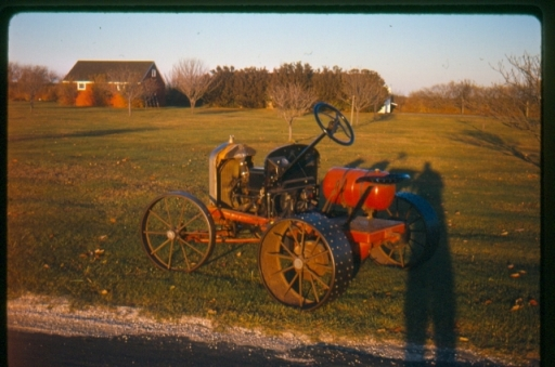 Model T Ford Forum: Show Us Your T Doodlebug or Conversion